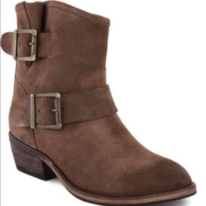 Seychelles suede leather boots